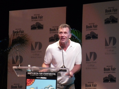 Cunningham @ Miami Book Fair